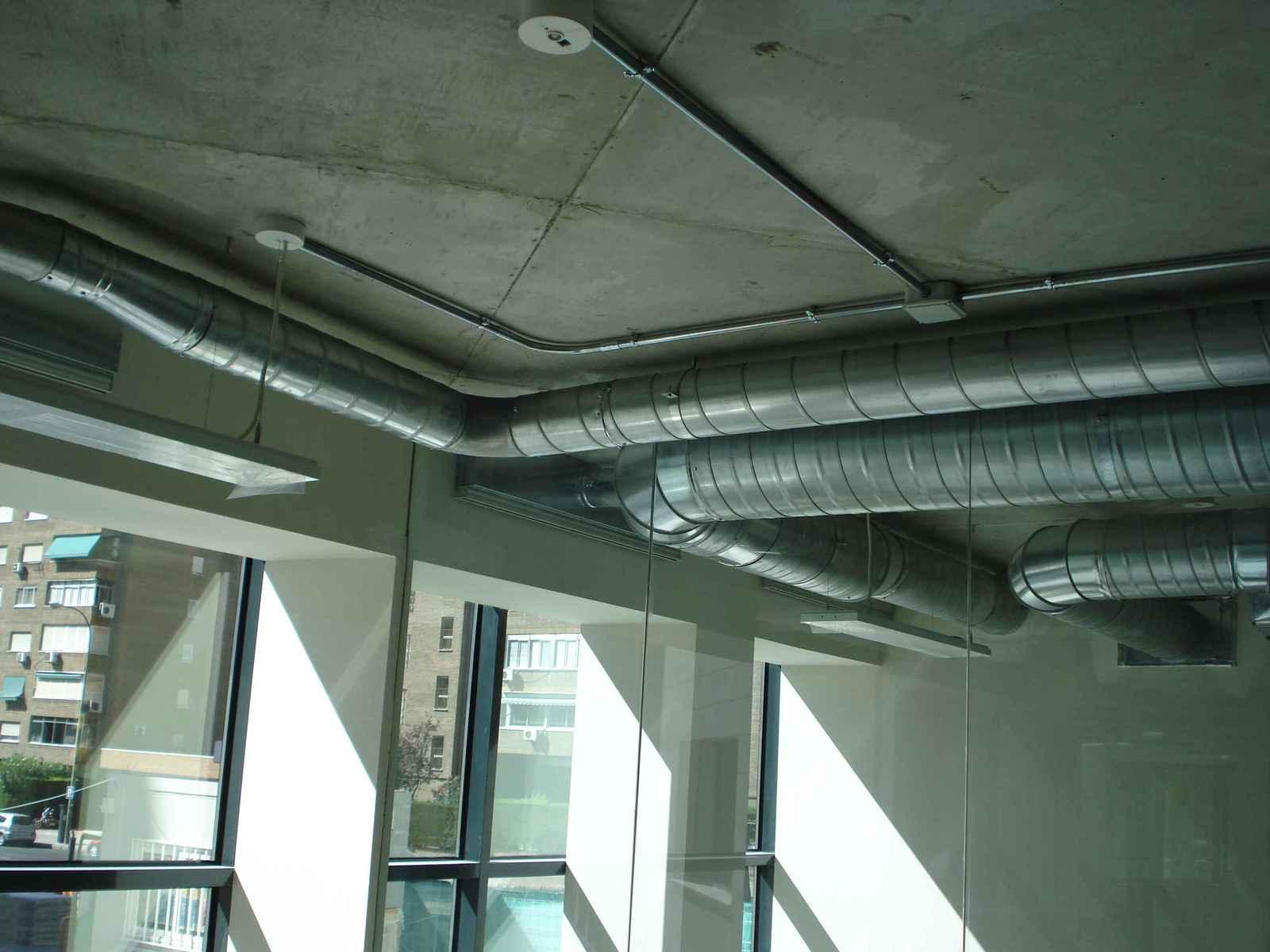 Infasa conductos para ventilacion marcado ce e600 - Conductos de chapa ...